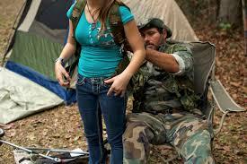 survival truck gear the weapon wielding men women u0026 children of the north florida