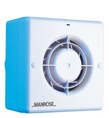 Extractor Fan Bathroom Manrose Cf100t Centrifugal Bathroom Toilet Extractor Fan With