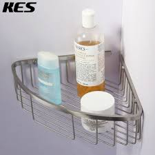 Bathroom Shower Shelves Stainless Steel by Popular Shower Caddy Stainless Steel Corner Buy Cheap Shower Caddy