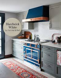 best farrow and paint colors for kitchen cabinets paint color hardwick white by farrow house home