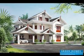 green homes designs house plans for kerala homes