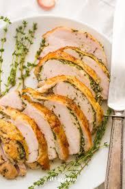 whole30 turkey breast and gravy paleo turkey breast