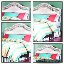 King Wicker Headboard 37 Best In Side And Outside Wicker Images On Pinterest Wicker