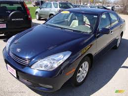 blue lexus car picker blue lexus es