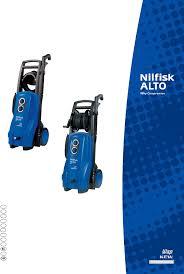 nilfisk alto pressure washer p 130 1 p 150 1 p 160 1 p 130 1 p