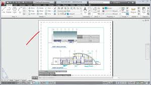 Create A Floor Plan To Scale Online Free by Autocad 2013 Tutorial How To Plot A Drawing Layout Youtube