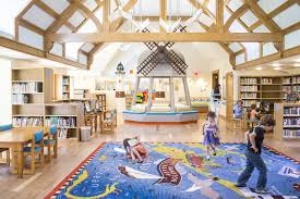 children u0027s reading room at the east hampton public library lee h