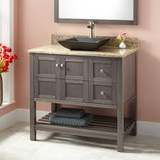 All In One Multipurpose Bathroom Furniture Which Hides A by Gray Teak Furniture Signature Hardware