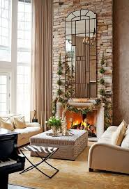 Mirror Decor In Living Room by 25 Best Mirror Above Fireplace Ideas On Pinterest Fake