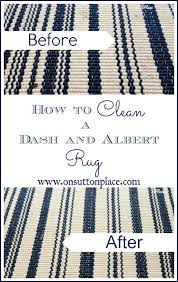 How To Clean An Outdoor Rug How To Clean A Dash And Albert Rug Organizing Organizations And