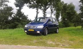opel zafira 2002 opel zafira 1 8i 16v elegance 2002 autoweek nl