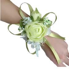 Wedding Wrist Corsage Online Get Cheap Wedding Wrist Flower Corsage Aliexpress Com