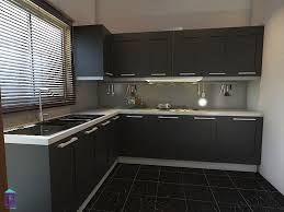 kitchen cabinet design in pakistan small kitchen design with black brown and white cabinets