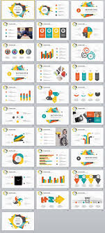 annual report ppt template 31 best multicolor creative annual report powerpoint template