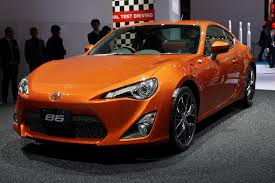 toyota desktop site toyota 86 in the flesh from the tokyo motor show plus new promo video