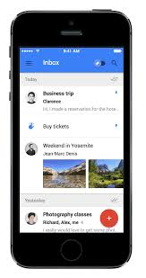 Best Business Email App For Iphone by Inbox Is A Total Reinvention Of Email From Google The Verge