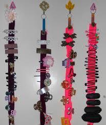 hair clip holder diy how to make clutcher hair pins holder