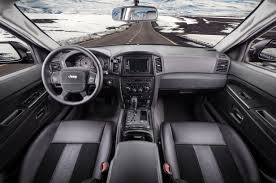 jeep grand cherokee custom interior jeep bose by carbon motors features home audio system video update