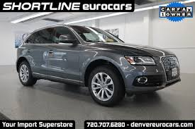 Audi Q5 8 Speed Tiptronic - used 2013 audi q5 for sale aurora co