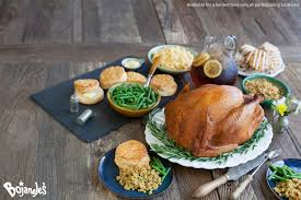this thanksgiving delight your guests with a bojangles seasoned