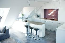 dachgeschoss k che arctar kleine dachgeschoss küche