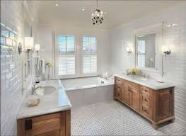 bathroom mosaic tile ideas subway tile bathrooms home depot