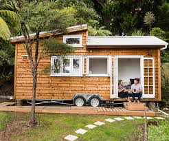auckland couple build tiny home in henderson valley