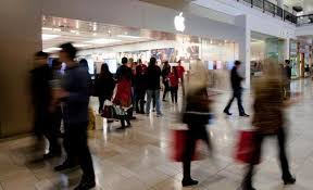 westfield valley fair prepares for black friday crowds with