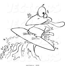 Elegant Surfboard Coloring Pages On For Kids Barbie Surfing Free Surfboard Coloring Page