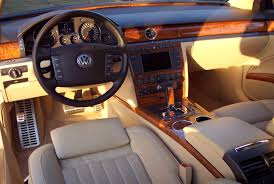volkswagen touareg interior 2004 volkswagen phaeton review and road test