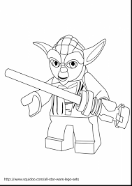 awesome star wars printable coloring pages with star wars lego