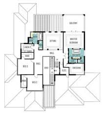 Double Storey House Floor Plans Retreat Double Storey House Plans First Floor By Boyd Design