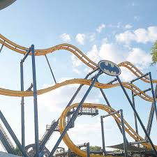 Batman Roller Coaster Six Flags Texas San Antonio For The Love Of Glitter