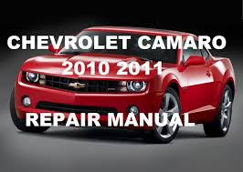 chevrolet camaro 2010 2011 repair manual youtube