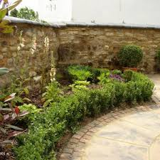 garden layout ideas uk luxury great way to plant a slope great