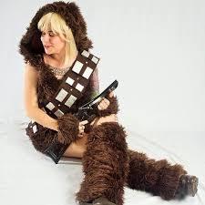 Chewbacca Halloween Costume Googled Costumes 2015 Popsugar Tech