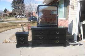 shabby 2 chic design black dresser set and an update on current ads