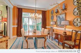 orange dining room how to get a blue and orange dining room home design lover