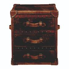 trunk style bedside tables houston bedside trunk bedrooms and interiors
