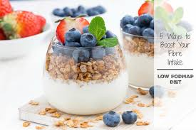 5 low fodmap ways to boost your fibre intake a little bit yummy