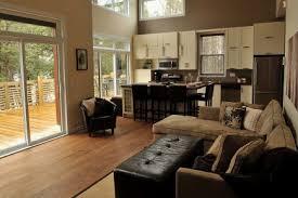 cuisine salon aire ouverte décoration cuisine et salon aire ouverte