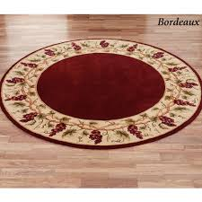 Rugs Home Decor by Bordeaux Border Area Rug