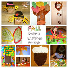 mom to 2 posh lil divas fun fall crafts and learning activities