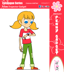 inspector gadget inspector gadget film series on disney heroines deviantart