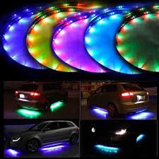 Wireless Led Strip Lights by Snagshout Car Led Underglow Strip Light Minger 4pcs Underbody