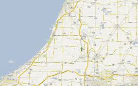 Michigan Google Maps by Map Of Southwest Michigan My Blog
