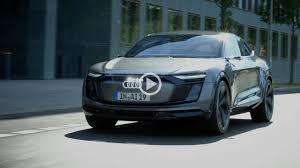 audi elaine concept car level 4 autonomous vehicle