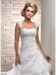 stunning collections of vintage lace wedding dresses with cap