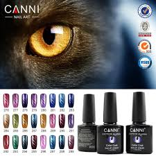 fashion mouse magnetic cateye uv led color gel polish color