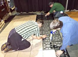flooring option floating tile system consumer reports